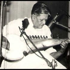 Buddhadev Dasgupta (1933-2018): A 'renegade pupil' explains why the sarod master was a true pioneer
