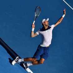 A calculated gamble: Will Novak Djokovic's remodeled serve see him dominate tennis again?