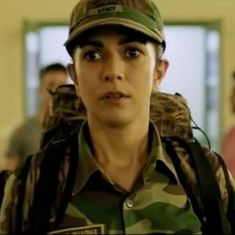 Trailer talk: Nimrat Kaur defends the nation and herself in 'The Test Case'