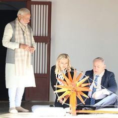 The big news: Modi hosts Israeli PM in Gujarat, and 9 other top stories