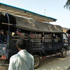 Myanmar: Seven protestors dead in police firing in Rakhine state
