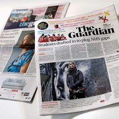 New-look 'Guardian': Modern colours and a new tabloid format, but it's still the paper I know