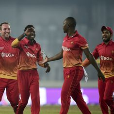 Chatara grabs four as Zimbabwe beat Sri Lanka by 12 runs in Tri-nation tournament