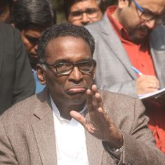 Efforts being made to resolve rift in judiciary, SC judge Chelameswar tells The Economic Times