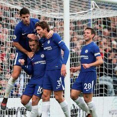 FA Cup: 9-man Chelsea advance on penalties, Bournemouth stunned by Wigan