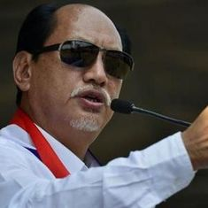 Former Nagaland CM Neiphiu Rio joins Nationalist Democratic Progressive Party