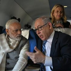The future belongs to those who innovate, says Israel PM after meeting business leaders in Mumbai