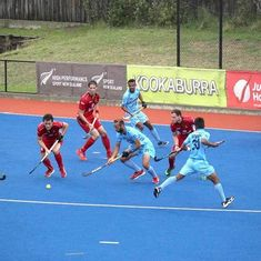 Wasteful India outclassed by Belgium in Four Nations Hockey