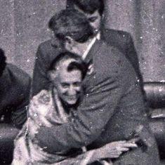 यह कहना कितना सही है कि इंदिरा गांधी ने फ़िदेल कास्त्रो को गले लगाया था?
