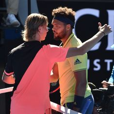 In Shapovalov's loss to resilient Tsonga, nostalgia for the past & glimpse of the future