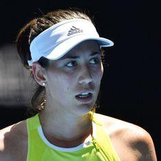 Australian Open Day 4 highlights: Muguruza, Wawrinka knocked out, Djokovic survives Monfils test
