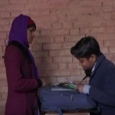 Watch: This schoolboy from Saharanpur solves complex arithmetic problems in his head