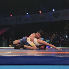 India draw a blank on last day of Asian Wrestling, finish with haul of eight medals