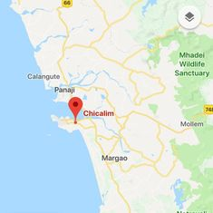 Goa: Hundreds evacuated from village after ammonia tanker topples over on a highway