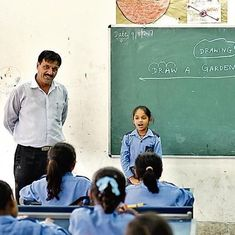 'Blaming teachers isn't a solution': Niti Aayog adviser on a 'theory of change' to improve education