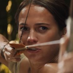 Trailer talk: Alicia Vikander is fierce as Lara Croft in reboot movie