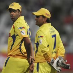 Watch: Ashwin recalls when Dhoni quit Tests, didn't remove his jersey all night and shed some tears