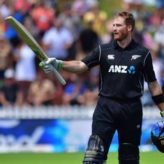 Martin Guptill century helps New Zealand breeze past Bangladesh in 1st ODI