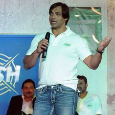 Played against 21 players – 11 theirs, 10 ours: Shoaib Akhtar says he was surrounded by match fixers