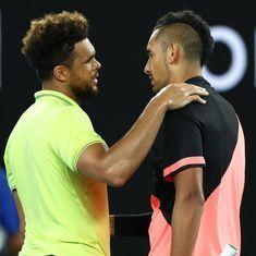 Aus Open men's roundup: Kyrgios tops Tsonga in epic, Nadal dominates, Dimitrov survives