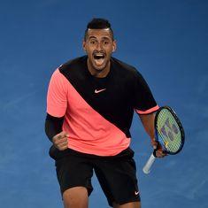 Australian Open Day 5 highlights: Kyrgios topples idol Tsonga, teen sensation Kostyuk bows out