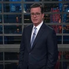 Watch: Stephen Colbert wonders why Britain has appointed a minister for loneliness