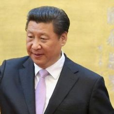 China says 1.34 million officials punished for corruption since 2013