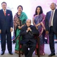 Outrage in Bangladesh about a viral photo of Pranab Mukherjee should give India cause for concern