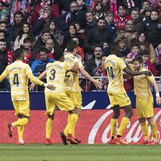 La Liga roundup: Real Madrid out of top four as Villarreal win, Atletico, Valencia slip