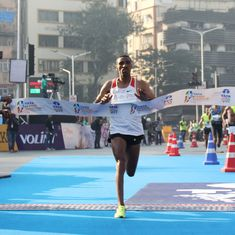 Mumbai Marathon: Elite runners slam organisers as casual runners, metro construction hinder progress