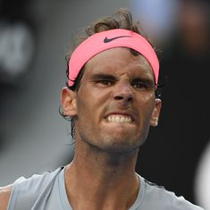 Australian Open men's round-up: Nadal fights off Schwartzman, Dimitrov ousts Kyrgios