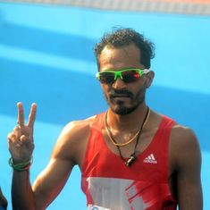 Mumbai Marathon: On the road to redemption, Nitendra Singh Rawat puts in a stellar performance