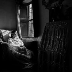 A photographer stitches together a stunning portrait of Lucknow's fading Badla embroidery artists