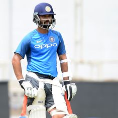 West Indies are dangerous: Ajinkya Rahane feels India will face a tough challenge on Caribbean tour