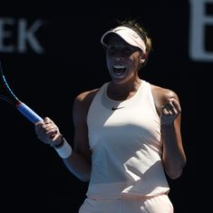 Cincinnati: Madison Keys fights back to beat Kerber, Sloane Stephens knocked out