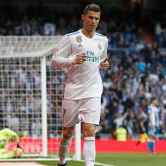 'Important to keep Cristiano in peak form': Zidane to rest Ronaldo to keep him fresh for PSG clash