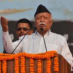 India will exist as long as Hindutva thrives, says RSS chief Mohan Bhagwat