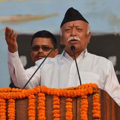 The Daily Fix: RSS should abandon its  Hindu Rashtra idea – it's unconstitutional, plain and simple