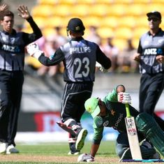 Different format, same result: New Zealand thrash Pakistan by 7 wickets in 1st T20I