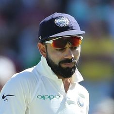 Confusion in BCCI after Kohli is named in T20I squad for Ireland despite Surrey commitments