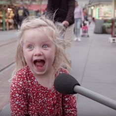 Watch: Children in the United States have some very cheeky opinions of Donald Trump