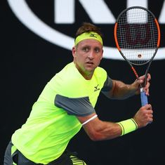 Who is Tennys Sandgren? A funky name, a gamer, Australian Open debutant & giant-killer