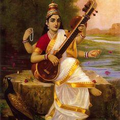 यदि राजा रवि वर्मा न होते तो हम शायद किसी और रूप-रंग की सरस्वती की पूजा कर रहे होते!