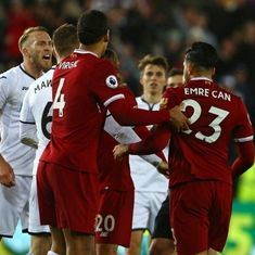 After ending City's unbeaten run, Liverpool succumb to defeat against bottom club Swansea