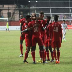 I-League: Dawda Ceesay, Israil Gurung strikes help Churchill Brothers overcome Indian Arrows