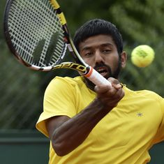French Open: Indo-Romanian pair Rohan Bopanna and Marius Copil knock out sixth seeds in first round