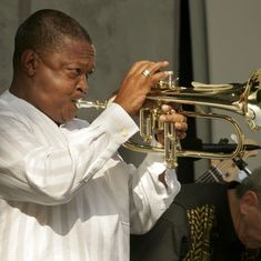 Father of South African jazz and anti-apartheid activist Hugh Masekela dies at 78
