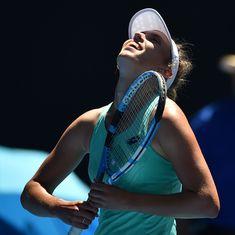 Dubai Tennis: Mertens saves matchpoints to down Pegula, Muguruza edges Sabalenka in three sets again