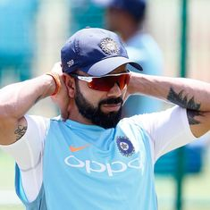 IPL 2020: Virat Kohli returned from the break in even better shape than before says RCB trainer Basu