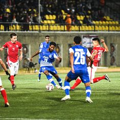 AFC Cup Qualifiers: Bengaluru FC held to a goalless draw by Transport United